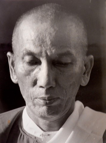 U Thein, Vipassana meditation teacher.