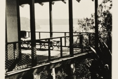 Seawards, the beach house on Sunrise Hill at Palm Beach with a view over to Bouddi Headland