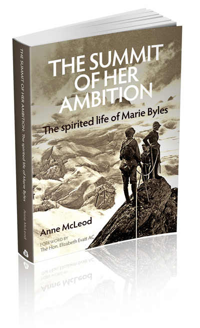 Marie Byles Book